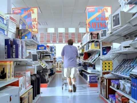 Chris Marquette  Staples Commercial 1996