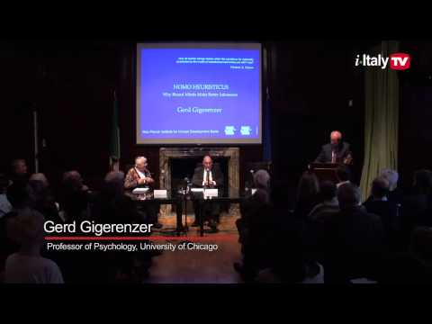 """""""Bounded Rationality Updated"""" at IIC New York"""