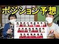 【NGT48】3rdシングルのポジション予想してみた!【春はどこから来るのか?】
