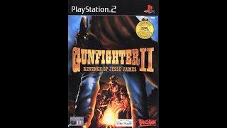 Gunfighter 2: Revenge Of Jesse James - PS2 - With Lightgun - Full Game