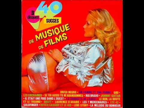 40 Succès de Musique de Film - 23 - L'homme à l'harmonica (ML 31002D-23)