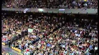 Mondiali Volley 2002 - Finale Italia-Usa 1°Set (1-2)