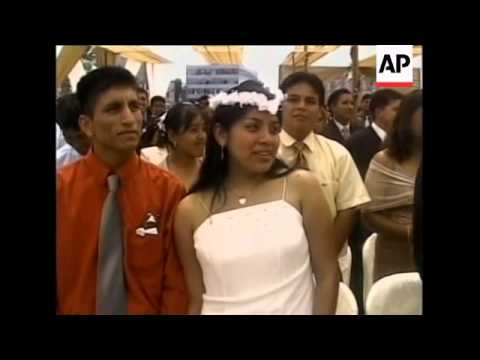 170 couples get married in mass wedding