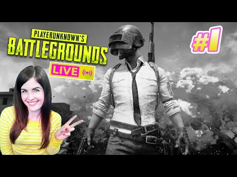 BATTLEGROUNDS for the first time!