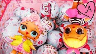 Bebes LOL Surprise con sorpresas divertidas | Muñecas y juguetes con Andre para niñas y niños thumbnail