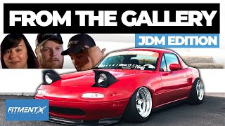 Could This Be The Cleanest Miata In Our Gallery?!   From The Gallery EP.33   The Community