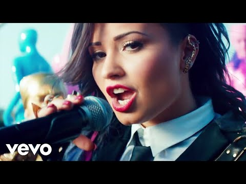 Thumbnail: Demi Lovato - Really Don't Care (Official Video) ft. Cher Lloyd