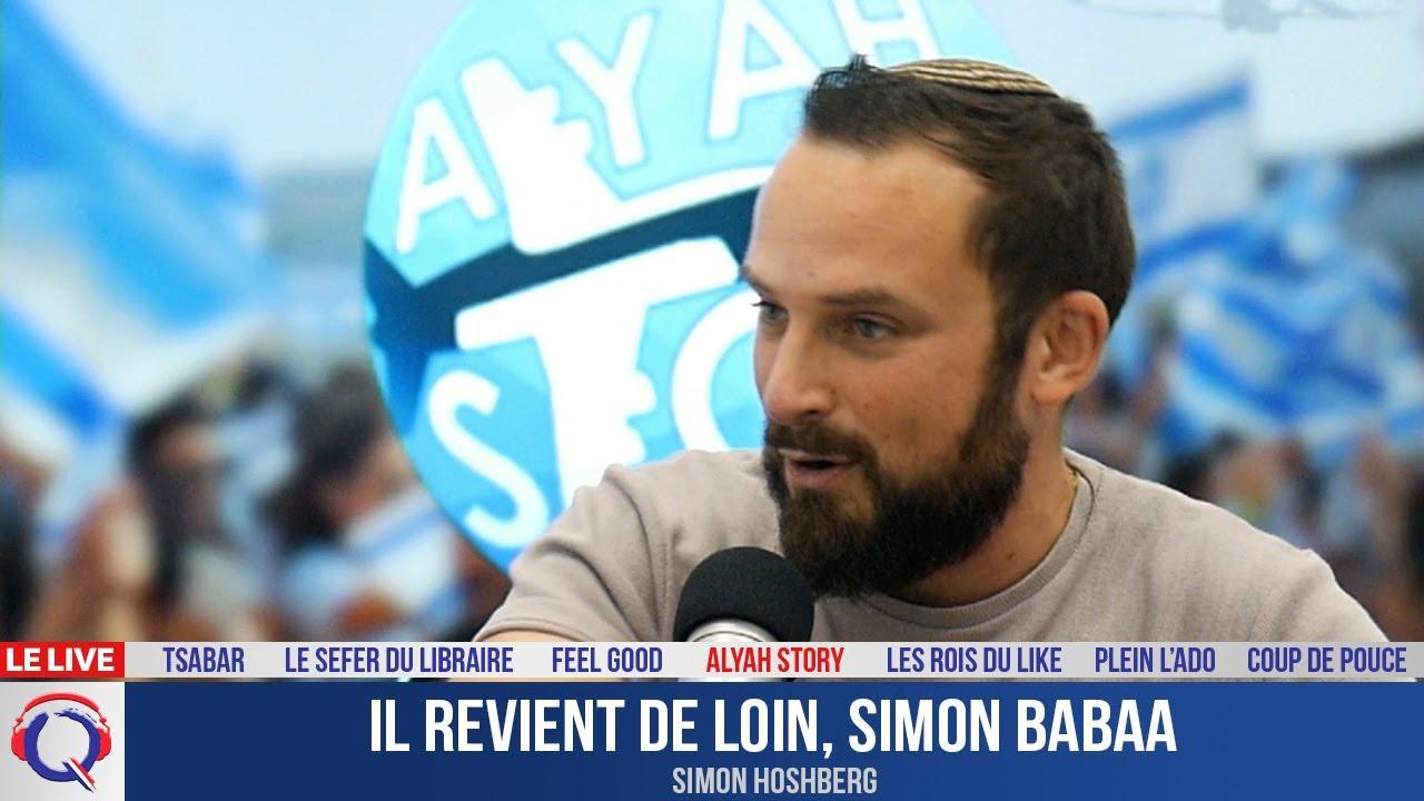 Il revient de loin, Simon Babaa - Alyastory#541