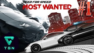 ✔ Need for Speed Most Wanted (2012) : Historia Completa en Español | Playthrough Parte 1