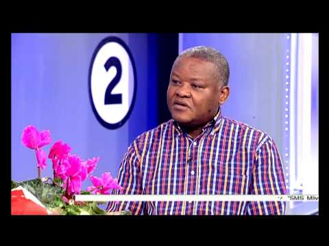 Saki Macozoma knew Vuyo Mbuli very well