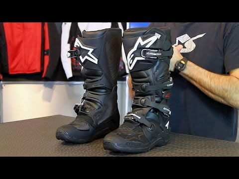 Alpinestars Tech 7 Boots from Motorcycle-Superstore.com - YouTube b387b36a6e053