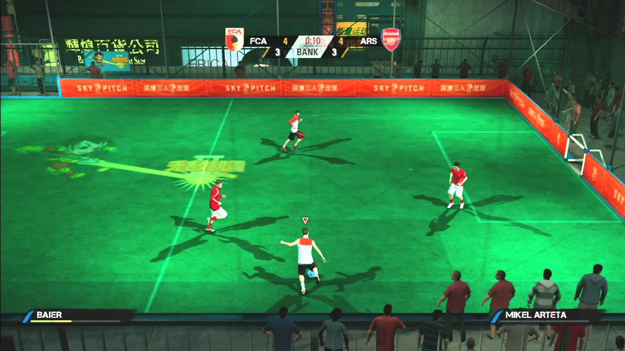 download game fifa street 2012 pc