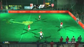 Fifa Street 2012 Gameplay [HD] Xbox360/PS3