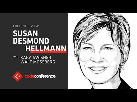 Ending infectious diseases | Susan Desmond-Hellman, CEO Gates Foundation | Code Conference 2016