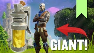 GIANT STINK BOMB GLITCH | FORTNITE FUNNY FAILS AND BEST MOMENTS #029