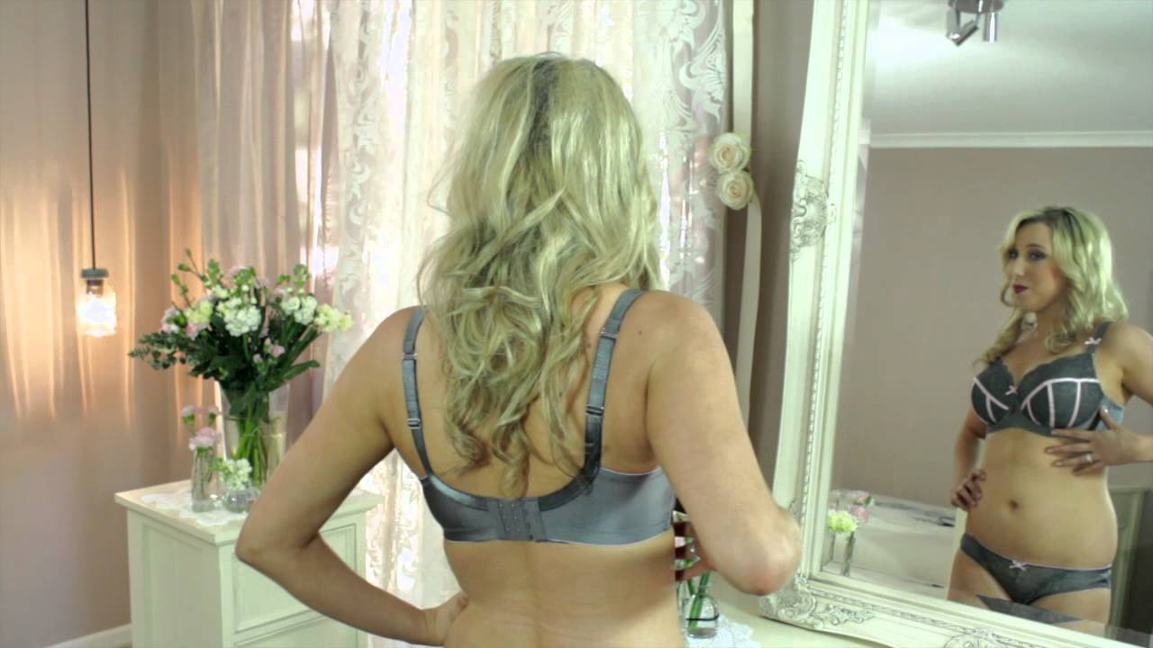2a5311172616c Flexible Underwire Nursing Bras from Cake Lingerie - YouTube