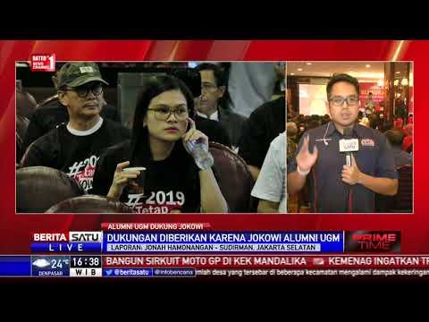 Alumni UGM Deklarasi Dukung Jokowi 2 Periode