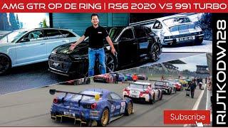 AMG GTR op Nurburgring | RS6 C8 vs 911 Turbo & SQ7 | Leeggeroofde BMW hersteld | Unieke BMW M4 & M3