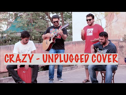 Crazy Unplugged Cover | Chaos in the...