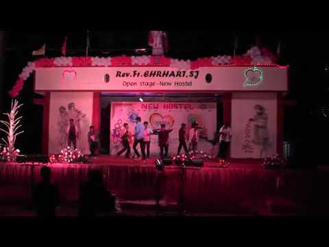 #new hostel #sjc #trichy-western dance 1