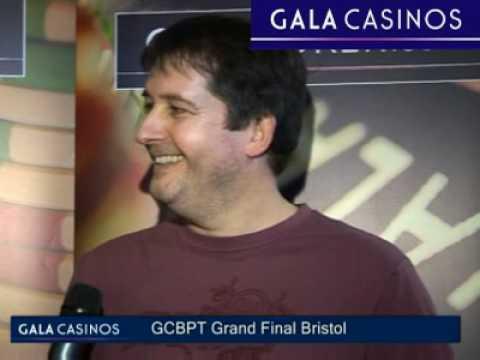 GCBPT Grand Final 2008 - Ian Cox Interview