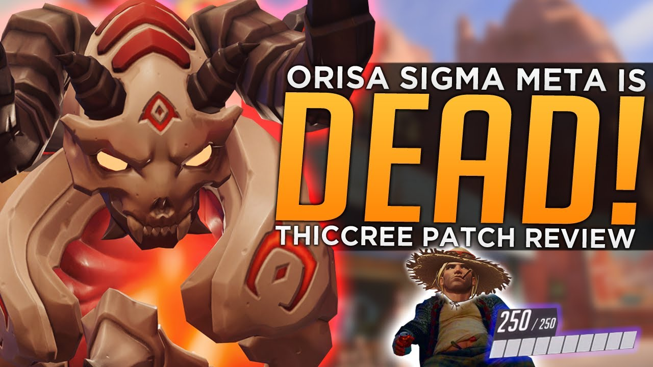 Overwatch: Double Shield META is DEAD! - 250 HP McCree Patch Review thumbnail