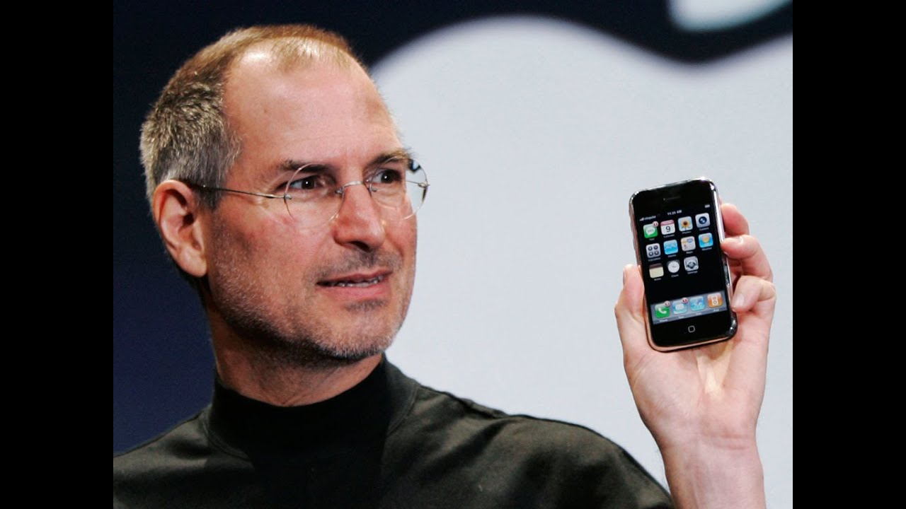 Steve Jobs Announces The First IPhone In 2007 HD Full Length