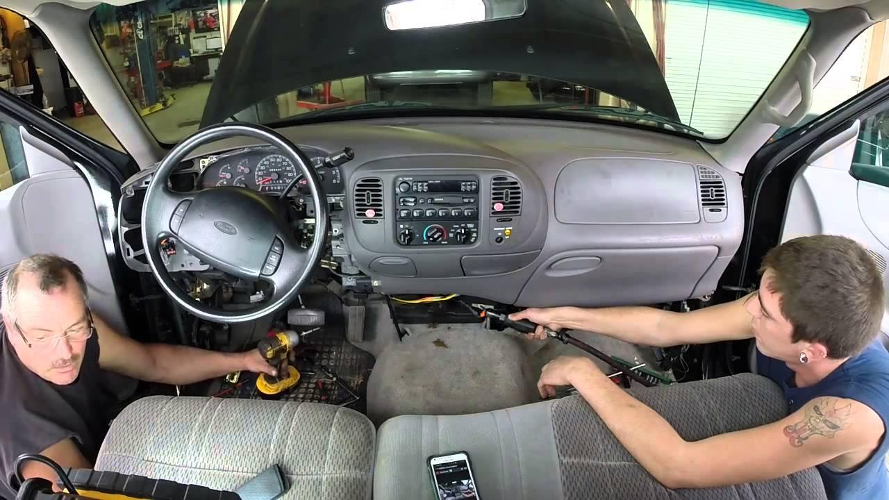 Dorman 902 207 Heater Core F150 Blend Door Out In 7