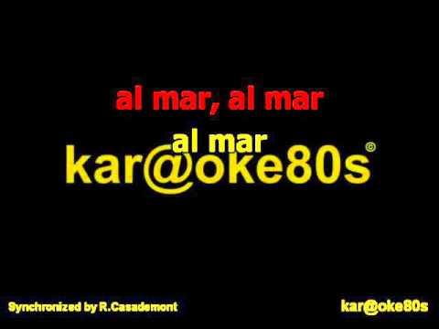 karaoke Manel . AL  M A R