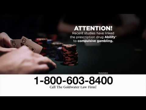 Abilify gambling commercial casino venezia online