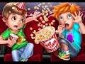 Kids Movie Night - Popcorn & Soda Part 3 - best app games for kids - TabTale