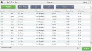 Managing Your Inventory with QuickBooks Point of Sale v10
