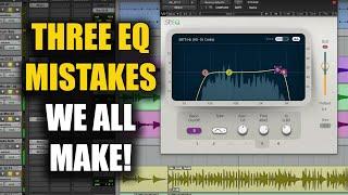 3 EQ Mistakes Wę All Make!