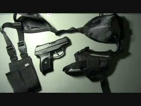 Protech Outdoors Shoulder Carry Holster Review