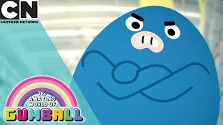 The Amazing World of Gumball | Billy Parham In Your House - Sing Along | Cartoon Network