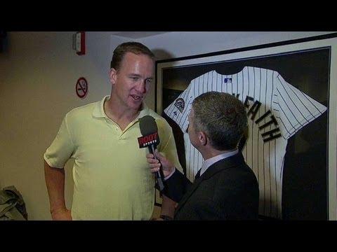Peyton Manning talks about Todd Helton