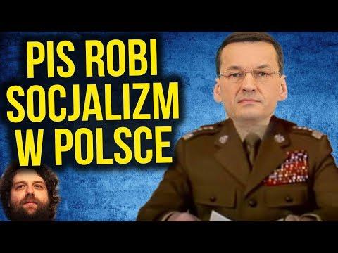 PIS i Morawiecki Robią z Polski PRL. Protest Niepełnosprawnych w Sejmie. Nowy Podatek - Komentator