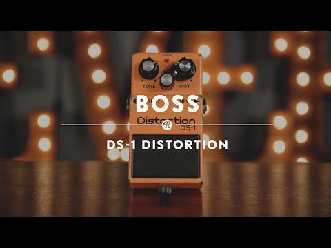 Boss DS-1 Distortion | Reverb Demo Video