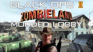 Black ops 2 - ZombieLand Modded lobby w/F50 Zolcon, w/Itz Synkro
