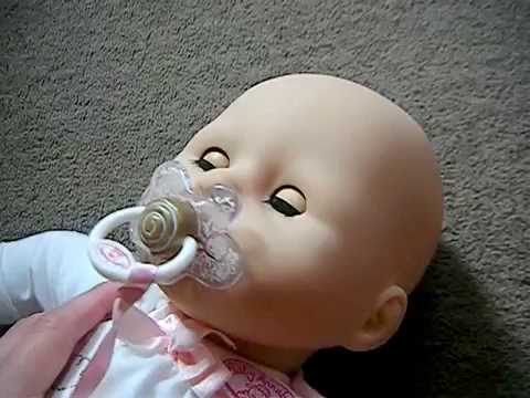 Baby Annabell Doll - YouTube