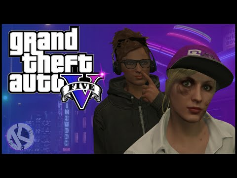 GTA 5 Online Funny Moments - WAT Lady, Causing Carnage & Random Fails!