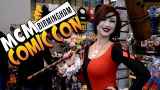MCM Comic Con Birmingham UK November 2015 - Cosplay Adventure 3! (コスプレ)