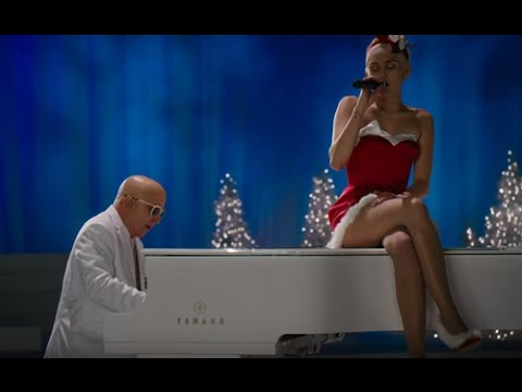 Miley Cyrus - Silent Night (A Very Murray Christmas)