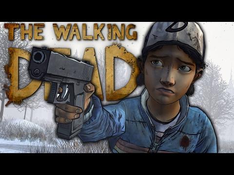 ЖЕСТОКОЕ НАЧАЛО   The Walking Dead Season 2 1