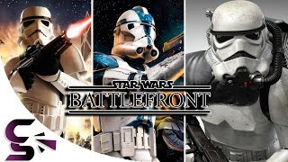 The Evolution of Graphics: Star Wars Battlefront