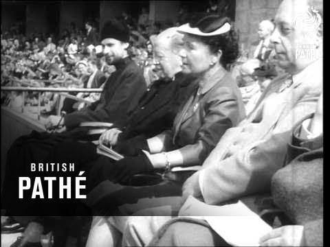 Billy Graham In Germany (1950-1959)