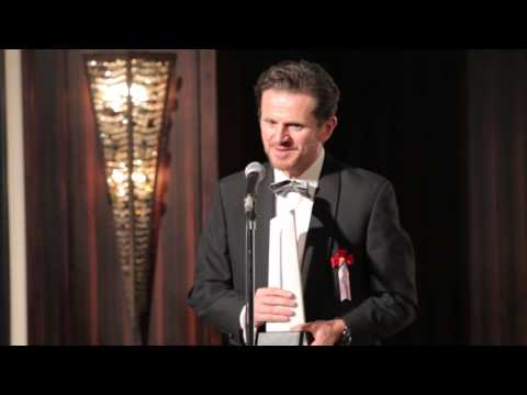 'Entrepreneur of the Year', Presented to Steve Crane, Founder of Business Link Japan