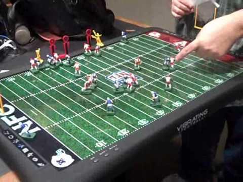 Table american football