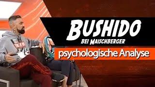 🌋 Bushido bei Maischberger • Psychologische Analyse: Deutungshoheit, Verantwortung
