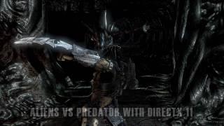 Aliens vs. Predator - DirectX 11 Trailer HD